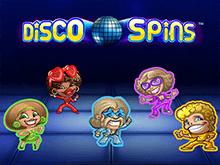 Играть Disco Spins онлайн