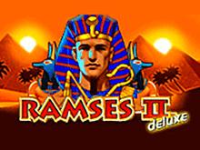 Азартная игра Ramses II Deluxe играть