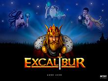 Играть Excalibur онлайн