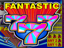 Азартная игра Fantastic Sevens играть