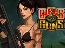 Играть в азартную игру Girls With Guns - Jungle Heat