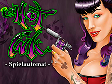 Онлайн игра Hot Ink