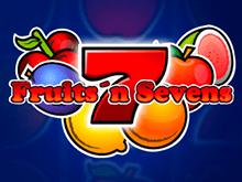 Играть в азартную игру Fruits And Sevens