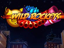Играть в азартную игру Wild Rockets