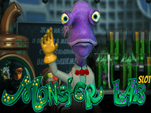 Онлайн игра Monster Lab