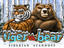 Tiger Vs Bear играть онлайн