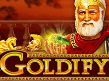 Азартная игра Goldify играть