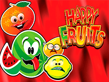 Азартная игра Happy Fruits играть