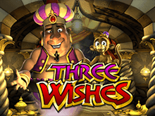 Играть Three Wishes онлайн